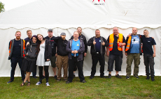 The BornHack 2016 organiser team